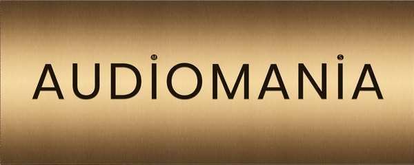 Audiomania logo